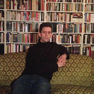 Marcus Prest, författare och journalist