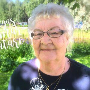 Siv Fagerlund är en av vegas sommarpratare 2017