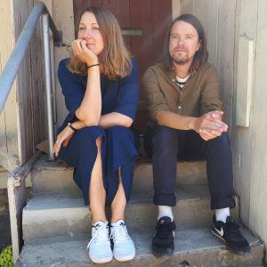 Jessika och Henry Neuman i Burning Hearts.