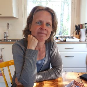 Anna-Lena Laurén.