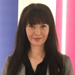 Laulaja Johanna Kurkela