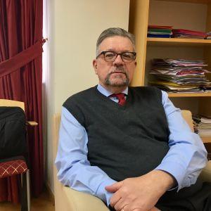 Mats Staffansson, Sveriges ambassadör i Makedonien