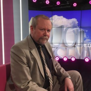 Hannu Lauerma Puoli seitsemän studiossa