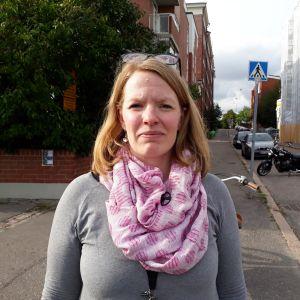 Mamma i Helsingfors: Johanna Welander