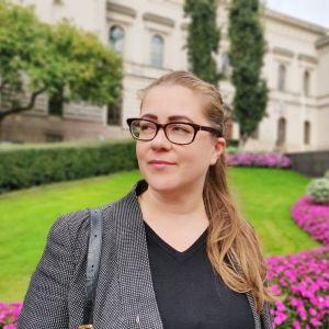 Mikaela Carlström blev headhuntad.