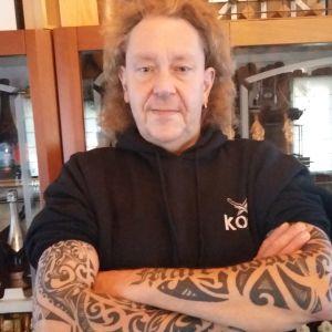 Magnus Ekström öppnar ny På Kroken restaurang i Sandviken i Helsingfors.