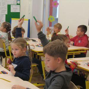 Skolreformerna berör alla barn och lärare i de fyra första årskurserna.