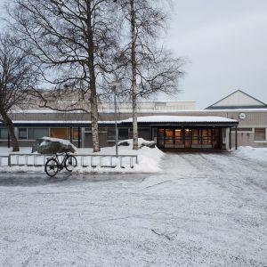 Oxhamns skola i Jakobstad.