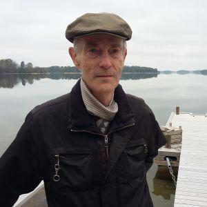 Ralf Pauli hör till aktivisterna inom 50-års firande Krogars Vattenskyddsförening.