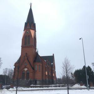 Kauhavan kirkko