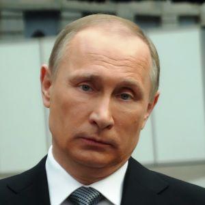 Vladimir Putin efter sin stora tv-utfrågning,