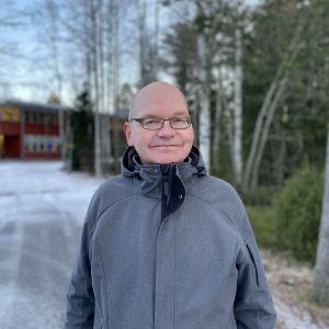 Överläkare Heikki Kaukoranta.