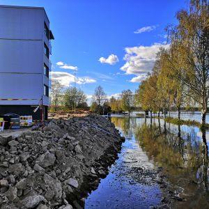 Lainaanrannan tulvavalleja