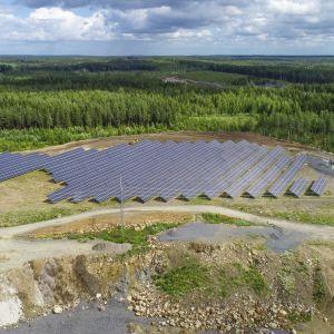 aurinkopaneelit Lempäälä