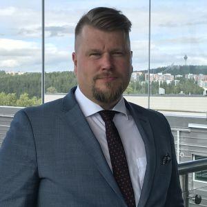 toimitusjohtaja Anssi Lehikoinen