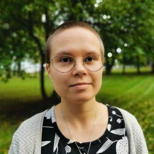 Salome Saar, jurist vid Ålands landskapregering
