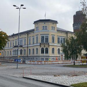 Styrelsegården i Vasa.