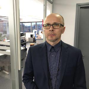 Savon Voima Verkon toimitusjohtaja Lauri Siltanen