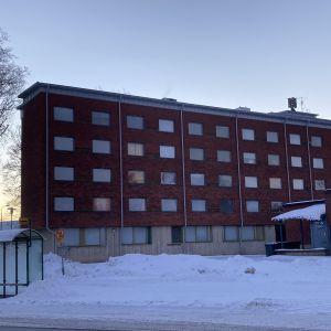 Liinaharjan vastaanottokeskus Porissa