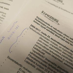 Tornandon raportti Hattulan rakennusvalvonnasta