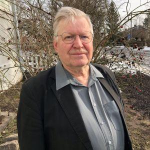 Valtio-opin emeritusprofessori Heikki Paloheimo.
