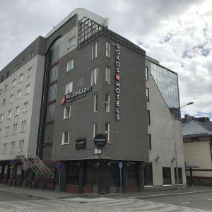Hotelli Puijonsarvi Kuopion keskustassa