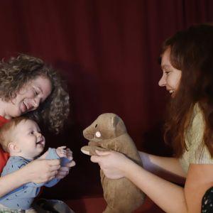 Soiva syli: Petra Käppi & perhe