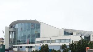 Ishallen i Helsingfors