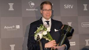 Olli Ohtonen valdes till årets tränare i Finland 2017 och 2018.