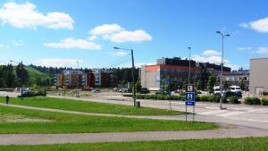Konstfabriken vid Västra Åstranden i Borgå