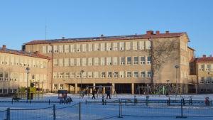 Centralskolan i Hangö