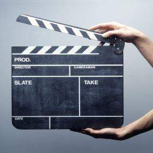 Filmklappa.