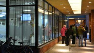Nya skattekontoret i Åbo hösten 2014
