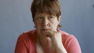Ulla från dokumentären Öga mot öga