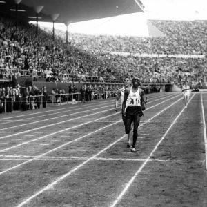 4x400 meter, OS 1952.