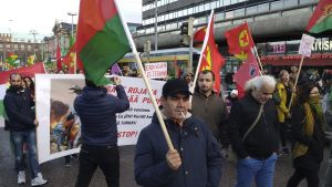 Demonstration i Helsingfors 19.9.2019