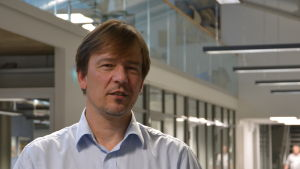 Lektor Peter Björkroth, Novia.
