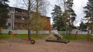 "Vesterby daghem (eg en underavdelning till Österby daghem med namn ""Vesterby"")."