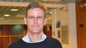 Markus Blomquist kommodor för Airisto Segelsällskap