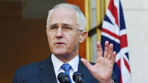 Australiens premiärminister Malcolm Turnbull.