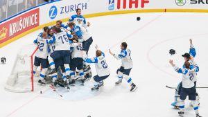 VM-finalen i Bratislava har tagit slut.