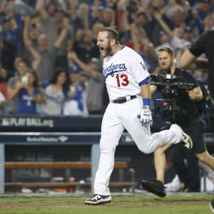 Los Angeles Dodgers vann över Boston i World Series.