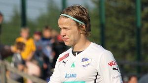Petteri Forsell, IFK Mariehamn.