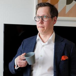 Stella Kotipalvelut Oy:n toimitusjohtaja Juhani Pälve