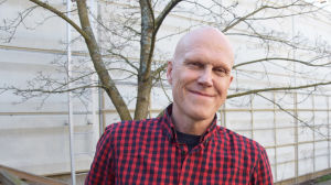 Thomas Wallgren, kandidat i riksdagsvalet 2015