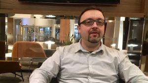 Internetentreprenören Mirko Ceselkoski