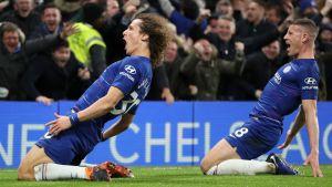 David Luiz firar.
