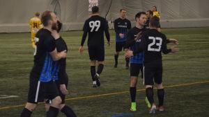 FC Inter Åbo mot FC TPS i finska cupen.