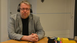 Juhani Jäntti i Sportmåndag 30 april.