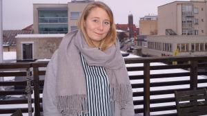 Ida-Marie Jungell vill ge 16-åringar rösträtt.